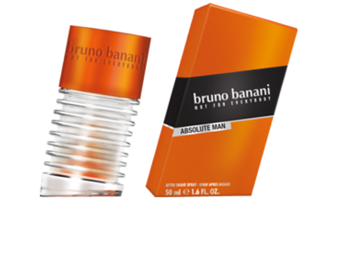 Bruno Banani After Shave Absolute Man, 50 ml
