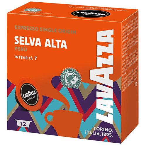 LAVAZZA® A Modo Mio kompatible Kapsel Espresso Selva Alta