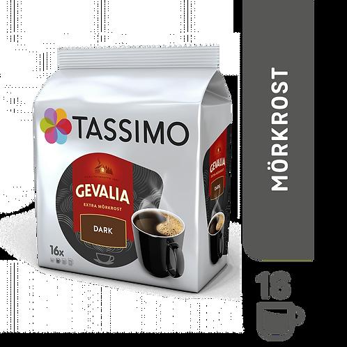 Gevalia Mörkrost System Kaffeekapsel TASSIMO
