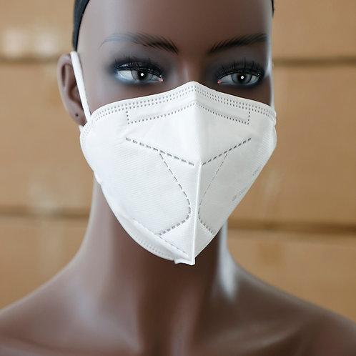 Atemschutz Staubmaske Schutzklasse FFP2 (10er Pack)