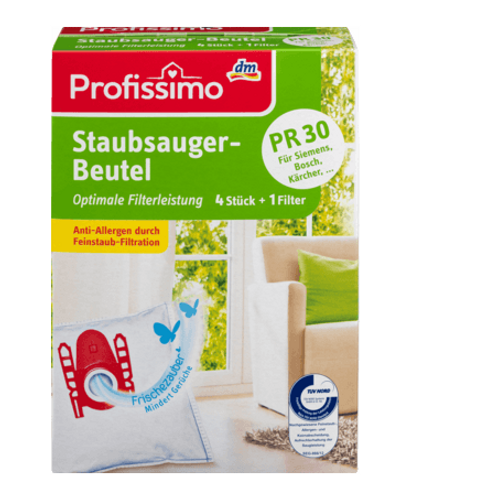 Profissimo Staubsaugerbeutel TYP PR30