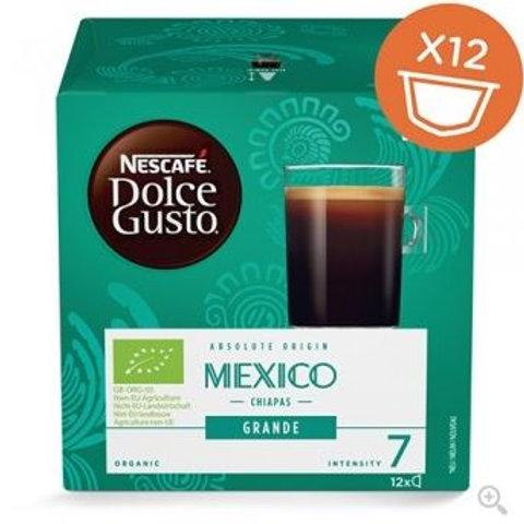 Dolce Gusto Kapsel von Nescafé Bio Grande Mexico