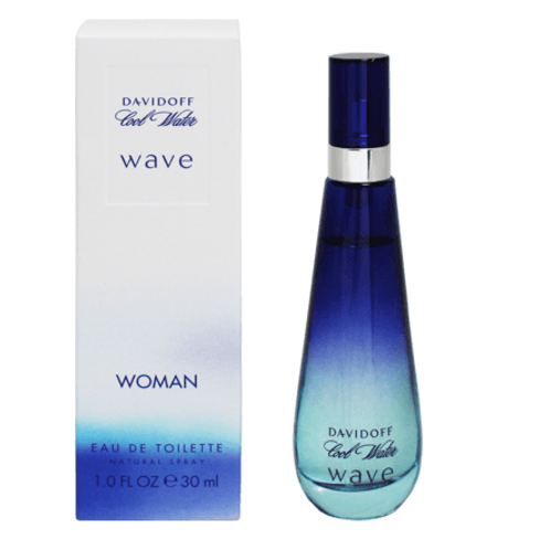 Davidoff Eau de Toilette Cool Water Wave Woman, 30 ml