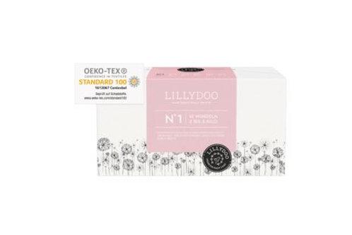 Lillydoo Premium Baby Nummer 1 Windeln 2-5 Kilo 41 Stück.