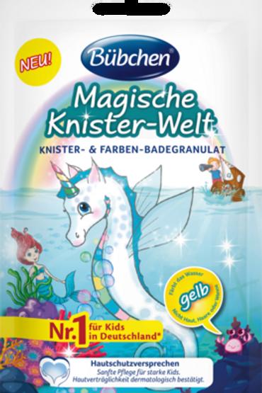 Bübchen Badezusatz Magische Knister-Welt, 50 g