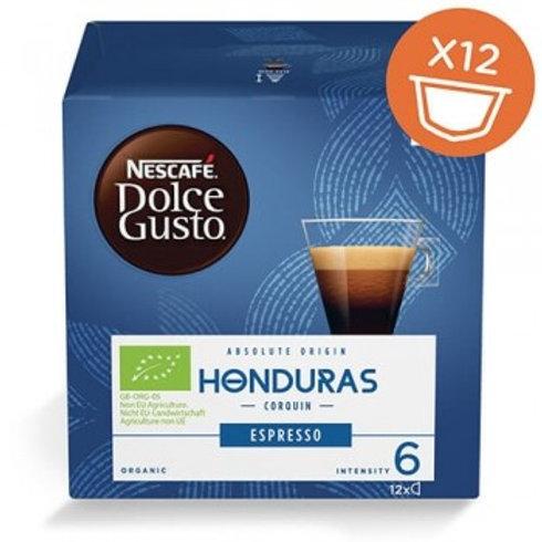 NESCAFÉ® Dolce Gusto® Bio Espresso Honduras 12 Kapseln