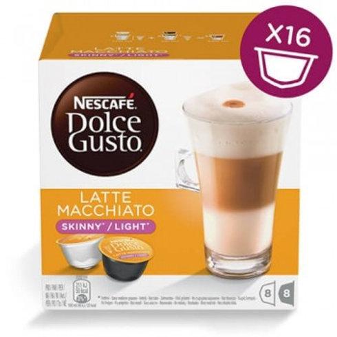 Dolce Gusto Kapsel von Nescafé Latte Macchiato light