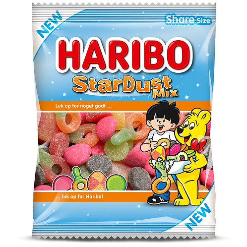 Haribo StarDust Mix 375g