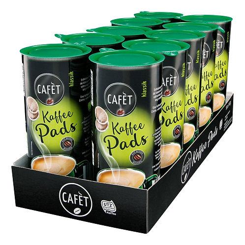 Cafet Kaffee Pads Klassik 144 g, 20 Stück