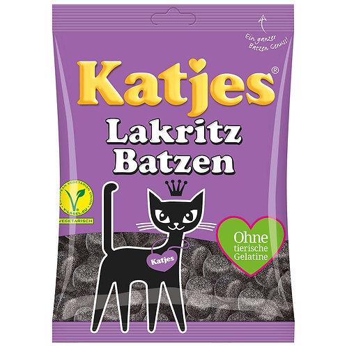 Katjes Lakritz Batzen, Beutel 200g