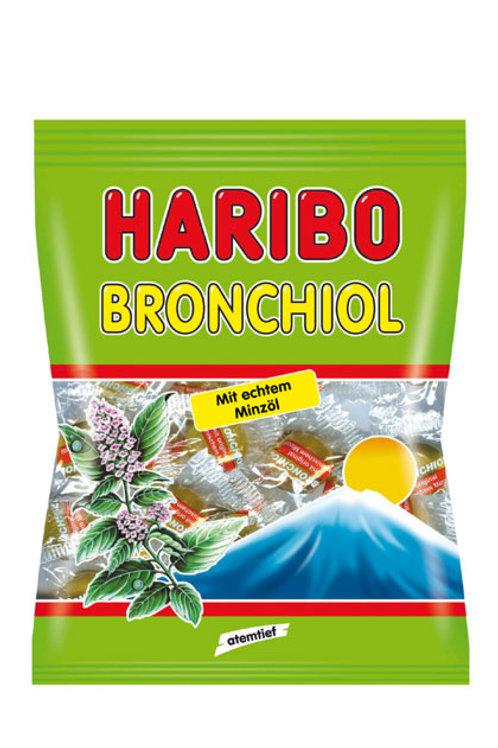 Haribo Bronchiol mit Minzöl