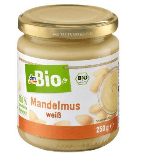 dmBio Mandel-Mus weiß, 250 g Glutenfrei