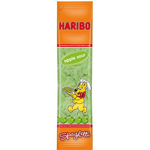 HARIBO Spaghetti Apple Sour, Beutel 200g