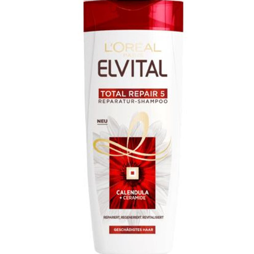 L'Oreal Elvital Shampoo Total Repair 5, 250 ml