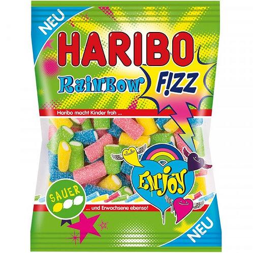 Haribo Rainbow FIZZ Sauer, Beutel 175g