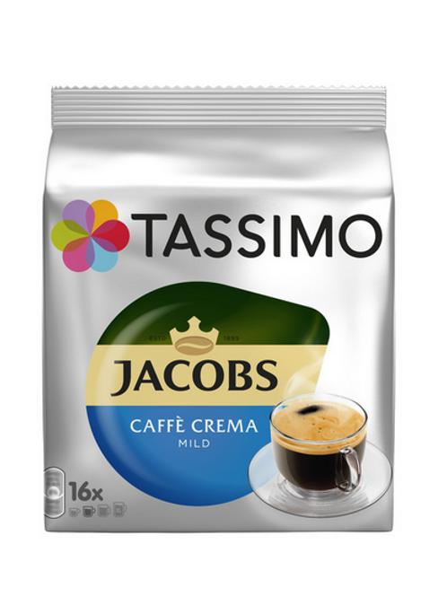 Jacobs Caffè Crema mild  System TASSIMO