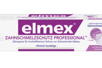 Elmex Zahnpasta Zahnschmelz-Schutz Professional, 75 ml