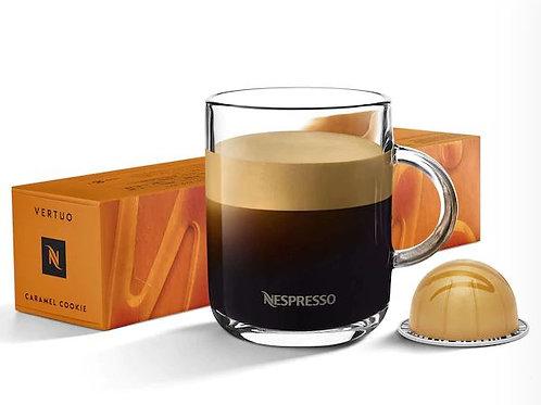 Nespresso Vertuo Kaffeekapsel Mug Caramel Cookie
