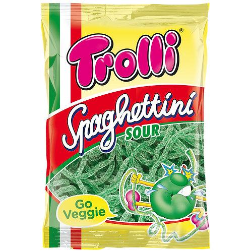 Trolli Spaghettini Apfel SOUR 200g (Vegetarisch)