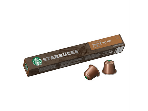Nespresso® kompatible Kapsel von STARBUCKS HOUSE BLEND