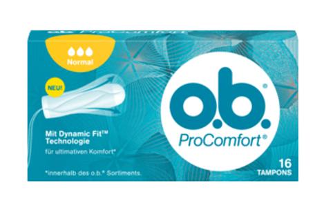 o.b. Tampons Pro Comfort Normal, 16 St
