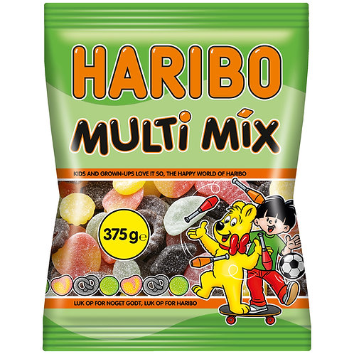 Haribo Multi Mix 375g