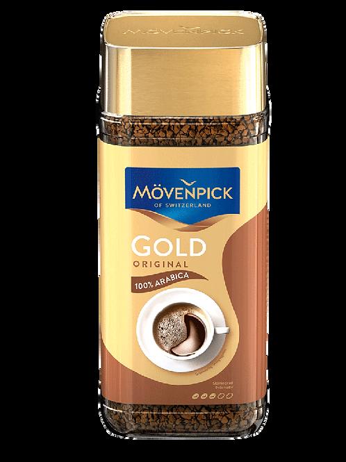 MÖVENPICK GOLD original Instantkaffee 200g