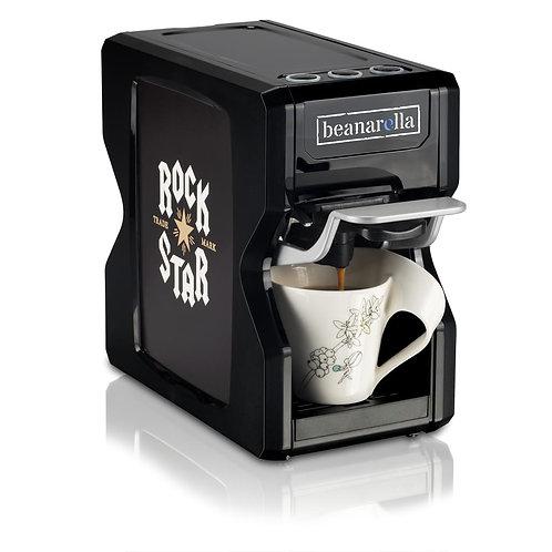 beanarella Kaffeemaschine Nori, Special Edition für Kapseln, Pads und Leerkapsel