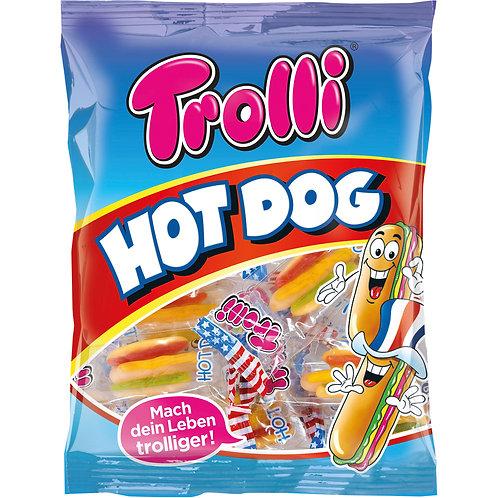 TROLLI Mini Hot Dog, Beutel mit 15 Stück