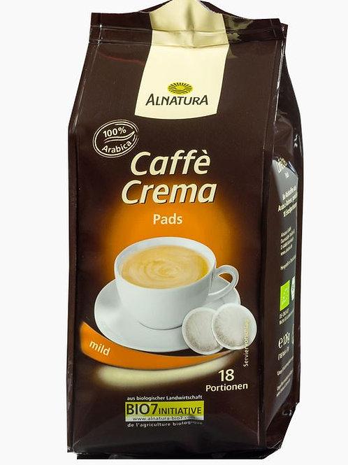 Pads von ALNATURA Caffé Crema