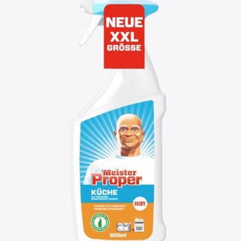 Meister Proper Küchenspray, 0,8 l