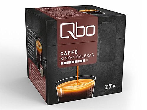 Qbo CAFFÈ KINYAA GALERAS – 27 Kapseln