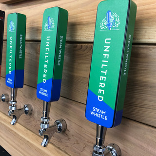 Steam Whistle tap handle
