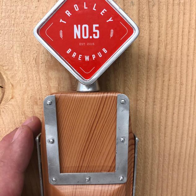 Trolley NO.5 Brewing prototype