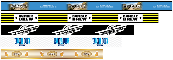 keg wrap, POP, beer brading, brewery branding, brewers marketing
