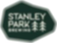 Stanley Park brewing, tap handles, beer tap handles, tap handles canada, beer branding, brewery branding