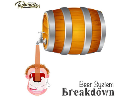 Breaking Down the Tap Handle, Keg and Cask