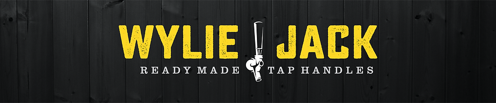 Wylie Jack, Tap Handle, great tap handles, tap handles advertising, brewery advertising, beer marketing