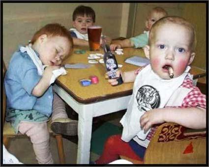 beer, kids, beer at school, Belgian school
