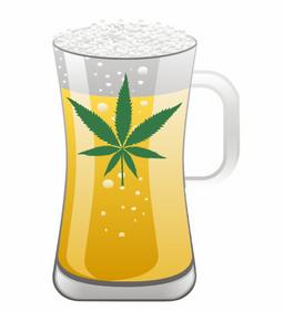 Marijuana, beer, Beer Marijuana, Marijuana infused beer, craft breweries