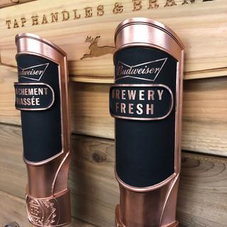 Budweiser Brewery Fresh Tap handle