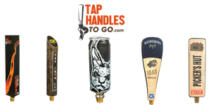 on budget tap handles, tap handles, tap handle, craft beer, kombucha, cider, wine,  generic tap handle