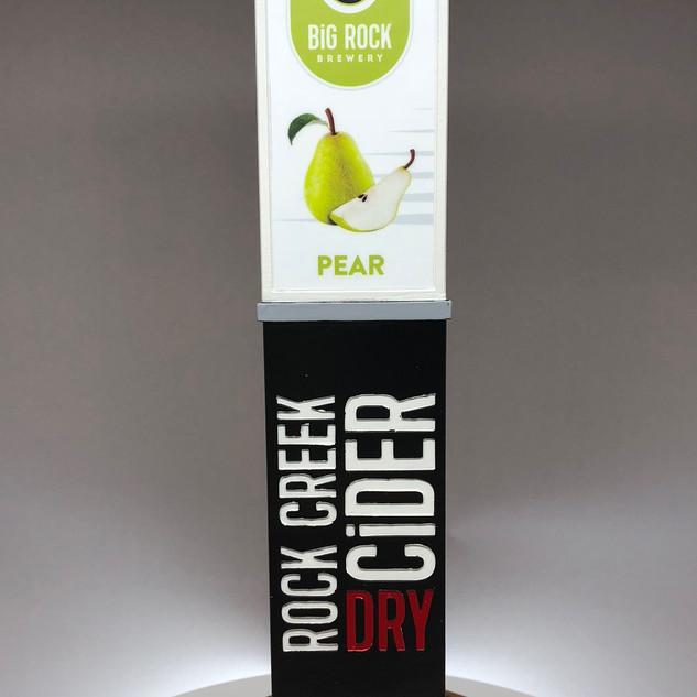 Rock Creek Cider for Big Rock