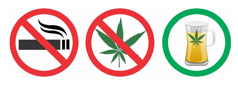 Marijuana, beer, Beer Marijuana, Marijuana infused beer, craft breweries, weed, beer, cannabis