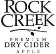 rock creek, dry cider, cider, cider branding