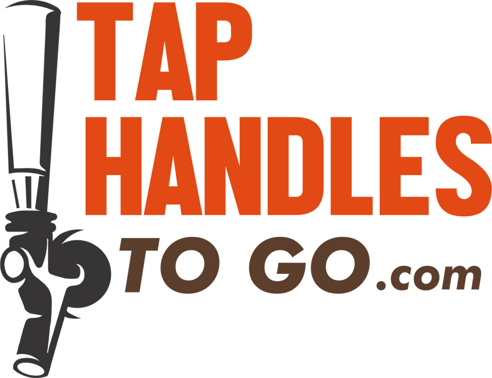 generic tap handles, on budget beer marketing, beer marketing, custom tap handles, tap handles to go.