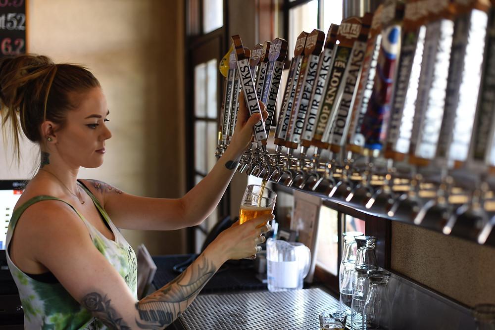 beer, women, beer evolution