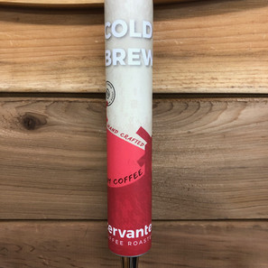 Cervantes Coffee Roaster Tap Handle