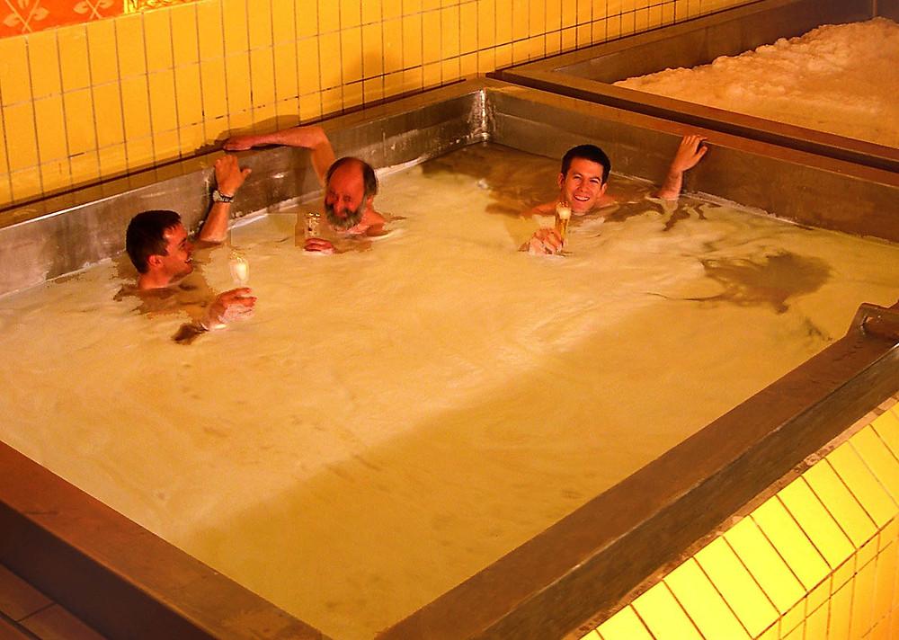 swim beer pool, beer pool, Austria, beer