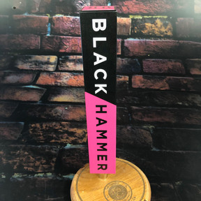 Black Hammer prototype